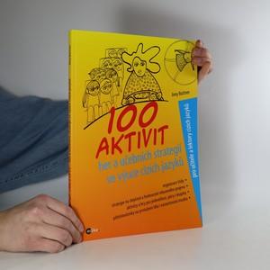 náhled knihy - 100 aktivit, her a učebních strategií ve výuce cizích jazyků