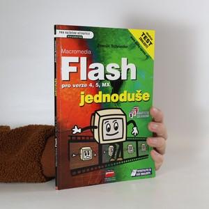 náhled knihy - Macromedia Flash jednoduše : pro verze 4, 5, MX