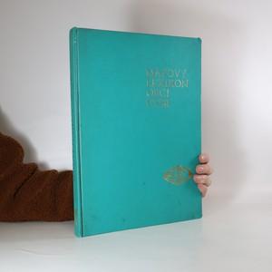 náhled knihy - Mapový lexikon obcí ČSSR - podle správního rozdělení 1. února 1967