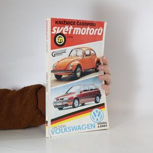 náhled knihy - Volkswagen včera a dnes