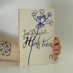 náhled knihy - Hořká tráva : variace na motiv času, života a smrti