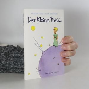 náhled knihy - Der Kleine Prinz : mit Zeichnungen des Verfassers