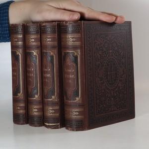náhled knihy - Heinrich Heine's sämmtliche Werke : neue Ausgabe in 12 Bänden (12 knih ve 4 svazcích)