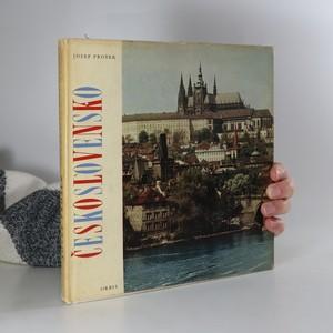náhled knihy - Československo (kniha je cítit cigaretovým kouřem)