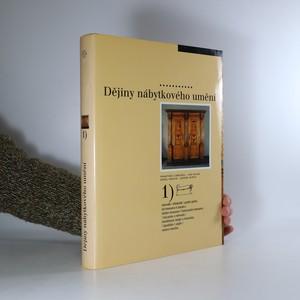 náhled knihy - Dějiny nábytkového umění