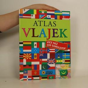 náhled knihy - Atlas vlajek (včetně samolepek)
