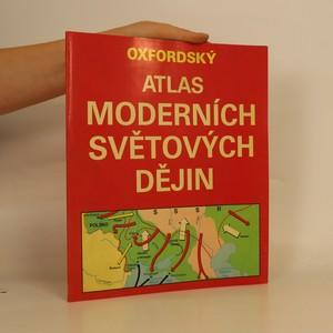 náhled knihy - Atlas moderních světových dějin
