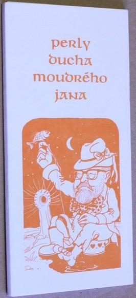 náhled knihy - Perly ducha moudrého Jana IV