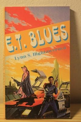 náhled knihy - E.T. blues