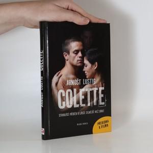 náhled knihy - Colette, dívka z Antverp : strhující příběh o lásce silnější než smrt (věnování od Evy Lustigové)