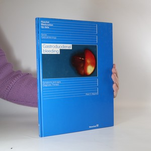 náhled knihy - Gastroduodenal bleeding