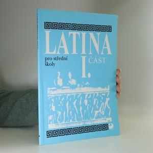náhled knihy - Latina pro střední školy I. část