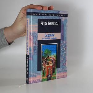 náhled knihy - Legende sau basmele românilor