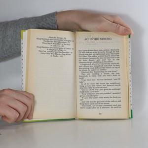 antikvární kniha Ungarische Volksmärchen, Hungarian Folk Tales, 1993