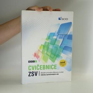 náhled knihy - Cvičebnice ZSV. Komplexní příprava na test Základy společenských věd