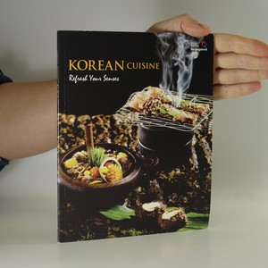 náhled knihy - Korean cuisine. Refresh your senses