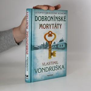 náhled knihy - Dobronínské morytáty