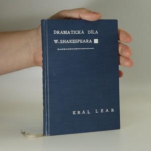 náhled knihy - Král Lear - tragedie v 5 jednáních