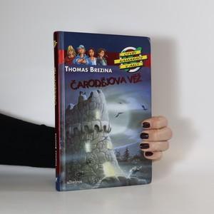 náhled knihy - Čarodějova věž