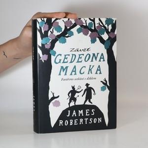 náhled knihy - Závěť Gedeona Macka