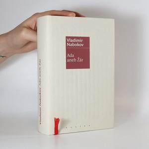 náhled knihy - Ada, aneb, Žár