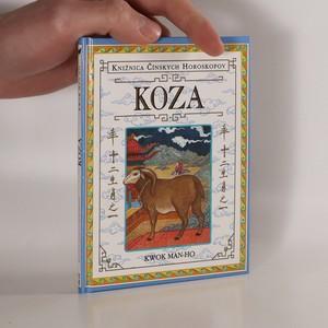 náhled knihy - Koza. Knižnica Čínskych horoskopov