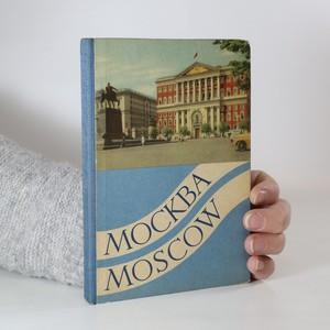 náhled knihy - Moskva