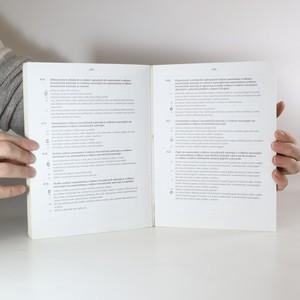 antikvární kniha Zkoušky odborné způsobilosti na kapitálových trzích, 2009