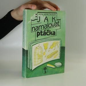 náhled knihy - Jak namalovat ptáčka