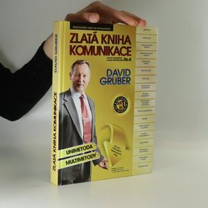náhled knihy - Zlatá kniha komunikace (podpis autora)