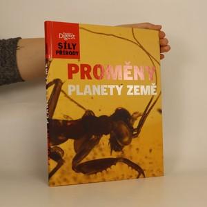 náhled knihy - Proměny planety Země