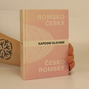 náhled knihy - Romsko-český a česko-romský kapesní slovník