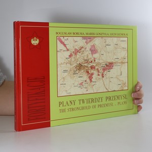 náhled knihy - Plany twierdzy Przemyśl = The stronghold of Przemyśl : plans