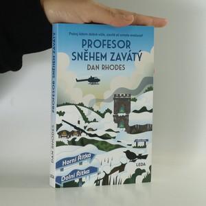 náhled knihy - Profesor sněhem zavátý