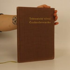 náhled knihy - Tektonický vývoj Československa