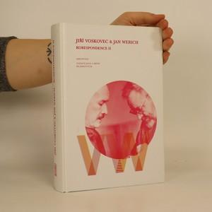 náhled knihy - Korespondence II : Jiří Voskovec & Jan Werich