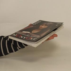 antikvární kniha Tragický osud spisovatelky Simony Monyové, 2011