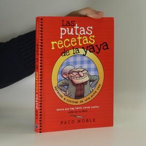 náhled knihy - Las putas recetas de la yaya