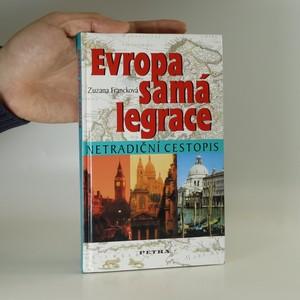 náhled knihy - Evropa samá legrace. Netradiční zeměpis