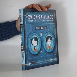 náhled knihy - Die Zwick-Zwillinge lösen ein verzwicktes Problem