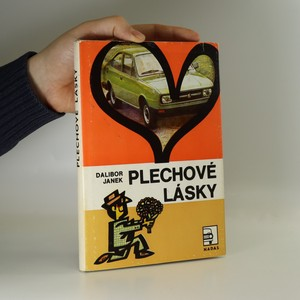 náhled knihy - Plechové lásky (Knižnice motoristů)