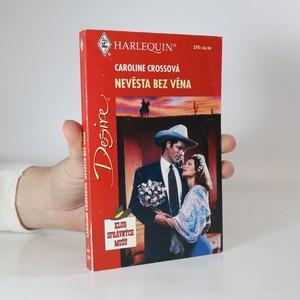 náhled knihy - Nevěsta bez věna