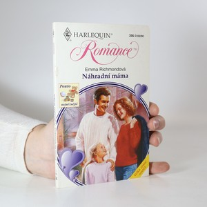 náhled knihy - Náhradní máma