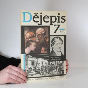 náhled knihy - Dějepis 7 pro 7. ročník základní školy. 1. díl