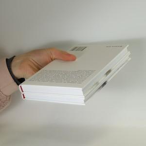 antikvární kniha Krev na sněhu 1.-2. díl (2 svazky), 2015