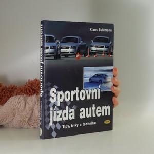 náhled knihy - Sportovní jízda autem