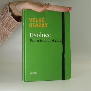 náhled knihy - Velké otázky. Evoluce.