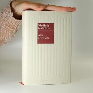 náhled knihy - Ada aneb Žár : rodinná kronika