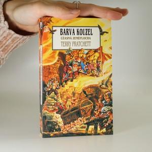 náhled knihy - Barva kouzel