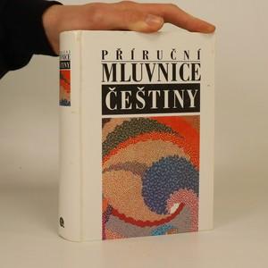 náhled knihy - Příruční mluvnice češtiny